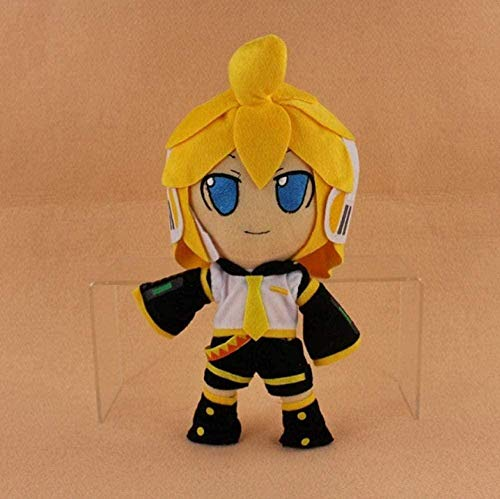 JJWYD Lovely Hatsune Miku Vocaloid Hatsune Miku Kaito Kagamine Rin Len Plush Soft Stuffed Doll Toys 30Cm Plush Toy Decoration Gifts