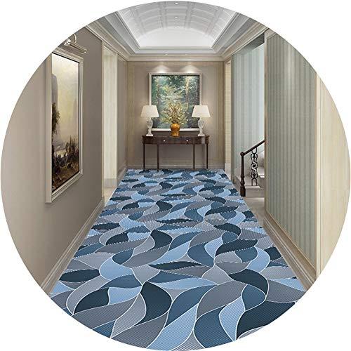 Barture tapijtloper, zacht, niet vervormd, korte pool, 8 mm, ladder, polyester, 2 kleuren