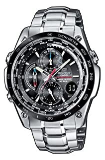 Casio Edifice Funk Men's Watch EQW-500DBE-1AVER (B001CZZDHC)   Amazon price tracker / tracking, Amazon price history charts, Amazon price watches, Amazon price drop alerts