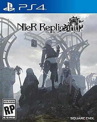 Nier Replicant Ver.1.22474487139… by Square Enix