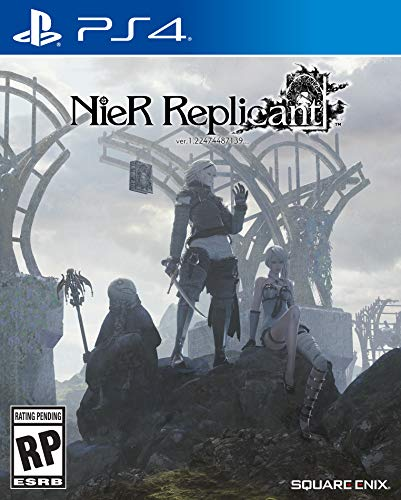 51DBiluRySL - Nier Replicant Ver.1.22474487139... - PlayStation 4