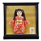 【雛人形 ひな人形 お雛様 おひなさま】 舞踊人形 市松人形 【P83502】