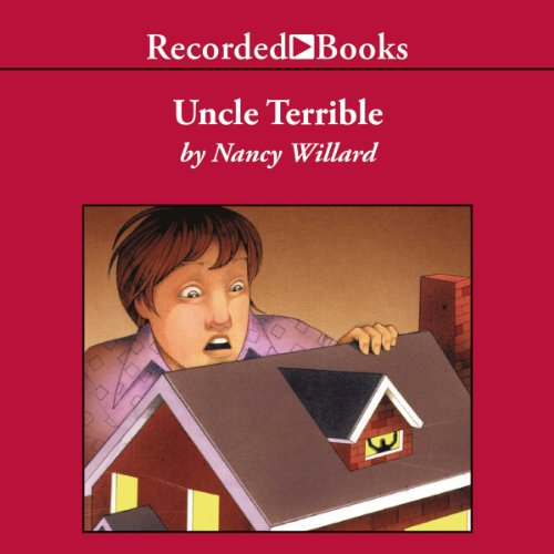 Uncle Terrible audiobook cover art