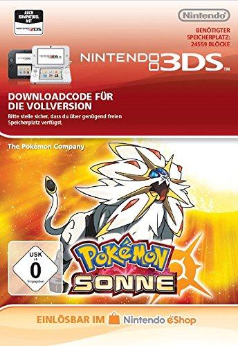 Pokémon Sonne [3DS Download Code]