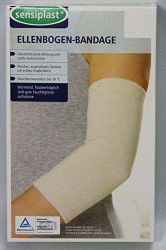 Sensiplast Ellenbogen - Bandage Gr. S/M Ellbogen Bandage ~cf87705