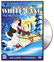 Legend of White Fang: Wild North [DVD]