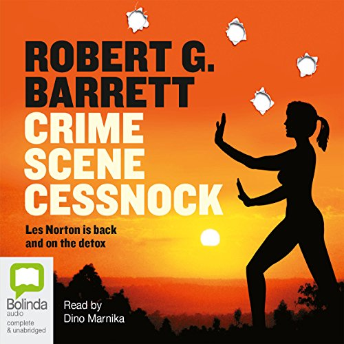Crime Scene Cessnock cover art