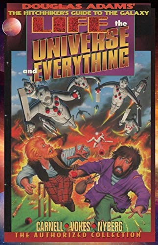 Life, the Universe, and Everything, The Authorized Collection: Douglas Adams The Hitchhiker's Guide to the Galaxy (3)