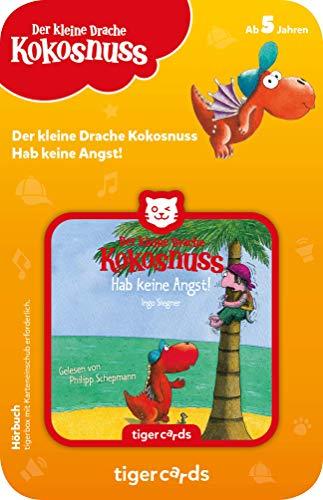 Tigercard-Der kleine Drache Kokosnuss