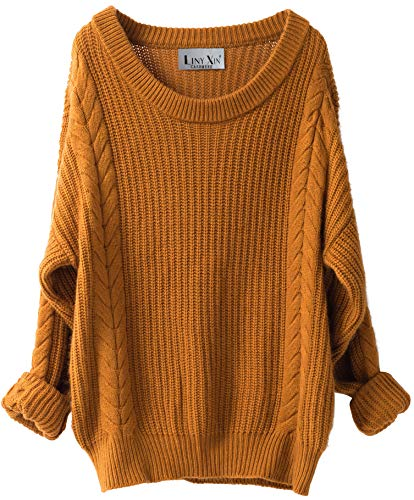 Liny Xin cashmere is made from the fine, downy undercoat of Kashmir goats known for their longer, loftier, softer fibers. This produces the highest-quality fibers, which are then washed, carded, and spun into sumptuous two-ply yarns twisted to resist...
