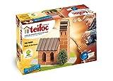 Teifoc Teifoc-T4050 Juego de construcción (2042817), Multicolor (Eitech T4050)