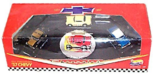 Hot Wheels, 40th Anniversary, 1957 Chevy