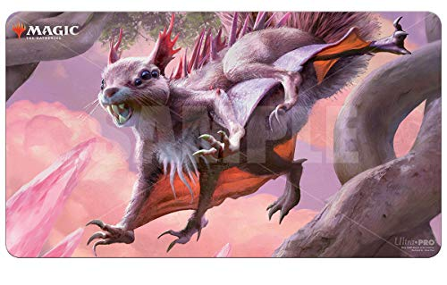 Ikoria: Lair of Behemoths - Helica Glider Playmat for Magic The Gathering