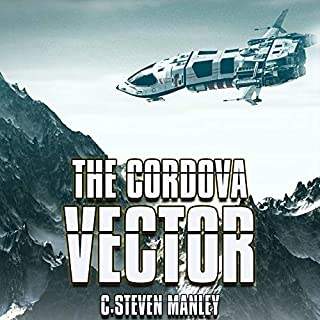 The Cordova Vector audiobook cover art
