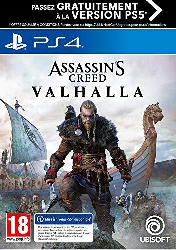 Ubisoft Jeu Ps4 Assassin'S Creed Valhalla, 1 unité