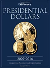 Presidential Dollars 2007-2016 Collector's Folder (Warman's Collector Coin Folders)