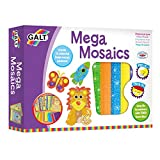Galt James 1004414 - Kit De Loisirs Créatifs - Méga Mosaïques