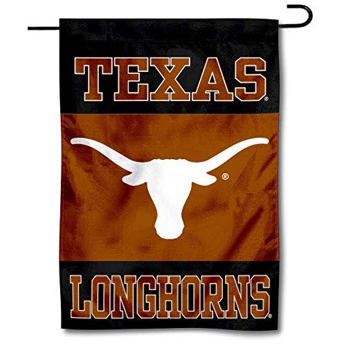 University of Texas Garden Flag and Yard Banner