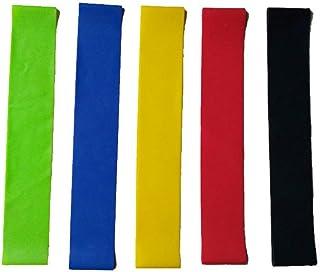 sdfghzsedfgsdfg Dragband elastiskt rep naturlig latex persika höft knäböj rörelse stretch bälte yoga resistensring