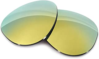 Fuse Lenses Polarized Replacement Lenses for Ray-Ban RB3025 Aviator Large (58mm)