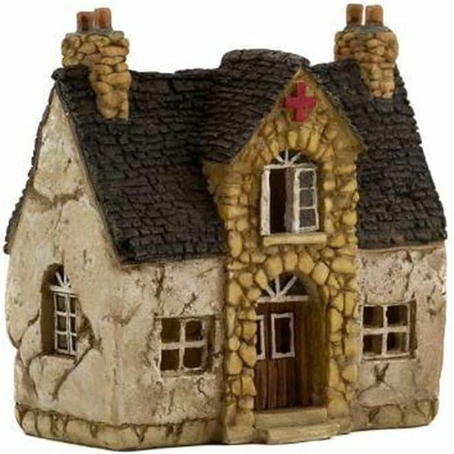 SYTZ Latest item Miniature Dollhouse Fairy Nashville-Davidson Mall Garden House H Small 4