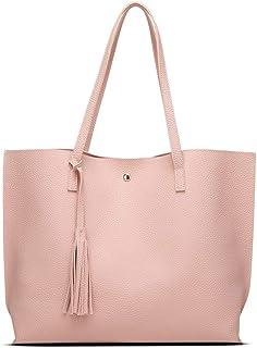 Nodykka Women Tote Bags Top Handle Satchel Handbags PU...