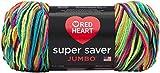 Red Heart Super Saver Jumbo Blacklight