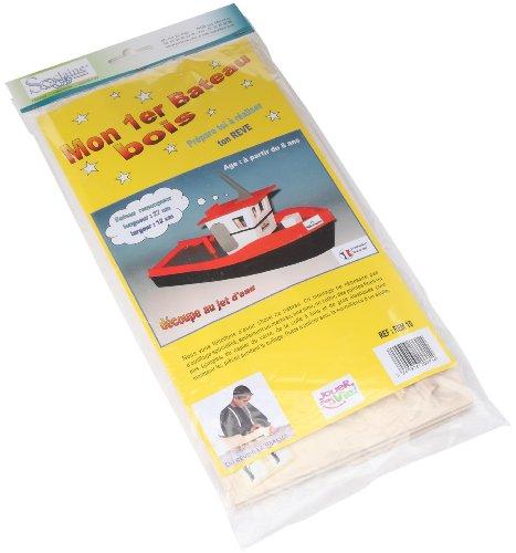 Soclaine REM10 - Maqueta de Barco remolcador