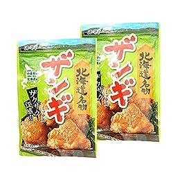 日本製粉 北海道限定 オーマイ ザンギミックス 80g×2袋セット(から揚げ粉)