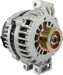 DB Electrical ADR0307 Alternator for 4.2L Buick Chevy GMC Isuzu Oldsmobile Saab, Trailblazer Envoy 02 03 04 05, Rainier 04 05, Bravada 02 03 04, 10464468 15062413 15162839 8104644680 8290