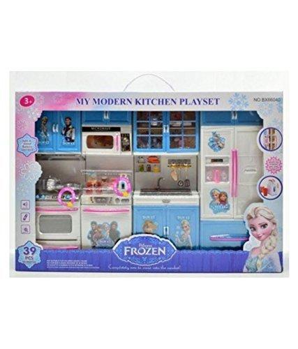 Tabu Toys World Frozen Kids Kitchen Set Buy Online In Haiti At Haiti Desertcart Com Productid 82073242