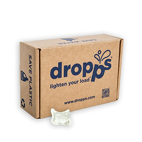 Dropps Stain & Odor Laundry Detergent Pacs Review