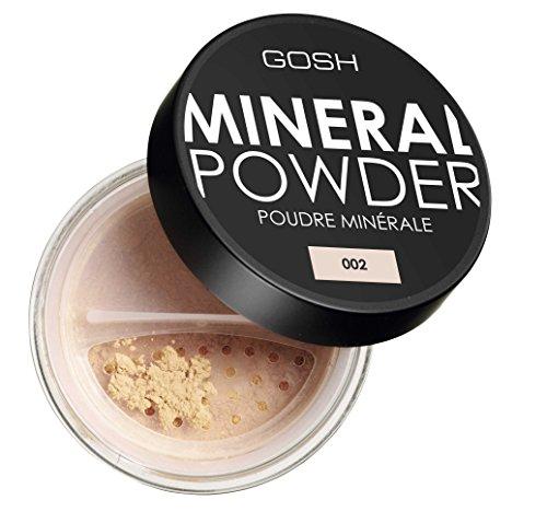 GOSH Mineral Powder Ivory 002