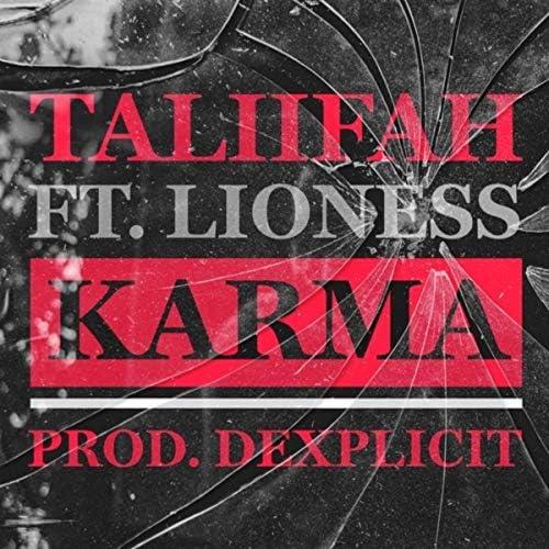 Taliifah & Lioness