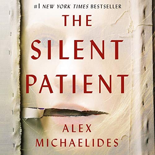 Couverture de The Silent Patient