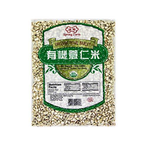 Spring Farm Organic Pearl Barley 28…