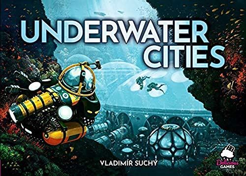 Underwater Cities (Englisch)