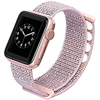 Blueauty Sport Loop Stretchy Strap Compatible with Apple Watch Bands