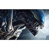 FENGZI Alien Vs Predator: Extranjeros Figuras Jigsaw Puzzle Puzzles for Adultos y Adolescentes 300/5...