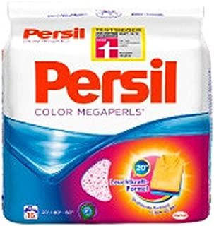 Persil COLOR MEGAPERLS Powder Detergent Case of 6 X 1.012 Kg / 90 LOADS TOTAL
