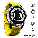 Raffia F69 Smartwatch sportive Bluetooth impermeabile IP68 nuoto monitor del...