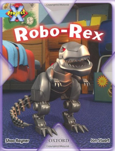 Project X: Toys and Games: Robo-Rexの詳細を見る