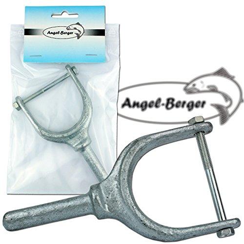 Angel-Berger Rudergabel Ruderdolle mit Bolzen
