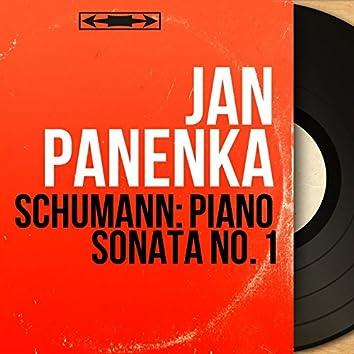 Schumann: Piano Sonata No. 1 (Mono Version)