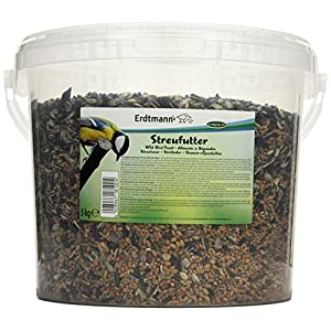 Erdtmann Wild Bird Food in Tub, 5 Kg