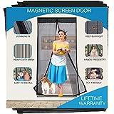 Magnetic Screen Door Heavy Duty,...