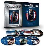 キャプテン・アメリカ:4K UHD 3ムービー・コレクション(数量限定)[VWBS-6866][Ultra HD Blu-ray] 製品画像
