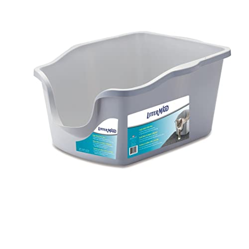 92ce522a3cfc LitterMaid FT-82409 High-Sided Litter Box