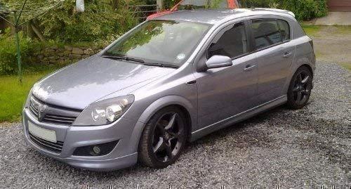 Opel Astra H 5türig Limousine Kombi Frontspoiler Frontlippe Spoiler Neu OPC