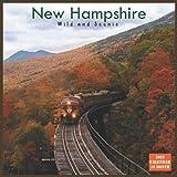 New Hampshire Wild and Scenic Calendar 2022: Official New Hampshire State Calendar 2022, 16 Month Calendar 2022